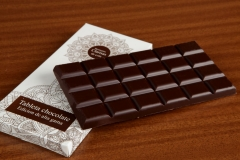 Tableta Las Esteras, chocolate negro al 64%
