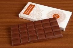 Tableta de chocolate, Éxtasis de Fray Bernardo
