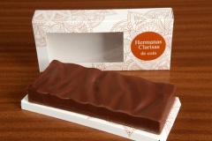 Tableta de chocolate, Sueño de Inocencio I