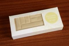 Tableta de chocolate, Transparencia de Santa Clara I