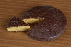 Bizcocho de Fray Gil de chocolate negro al 64% II