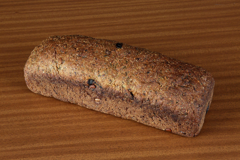 Pan laxante de fibras verde I