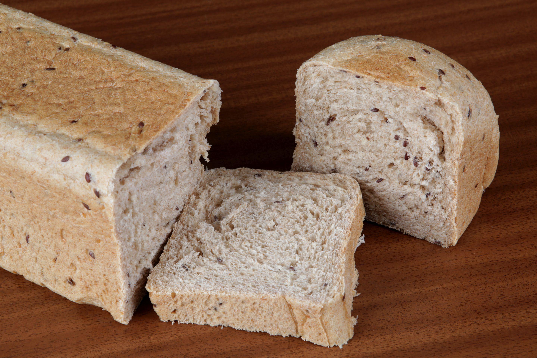 Pan sobao de espelta y semillas II